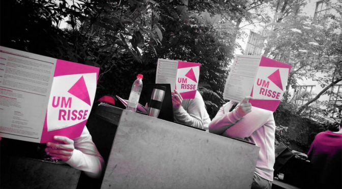 Umrisse – Das Magazin zur NIKA-Bayern Kampagne