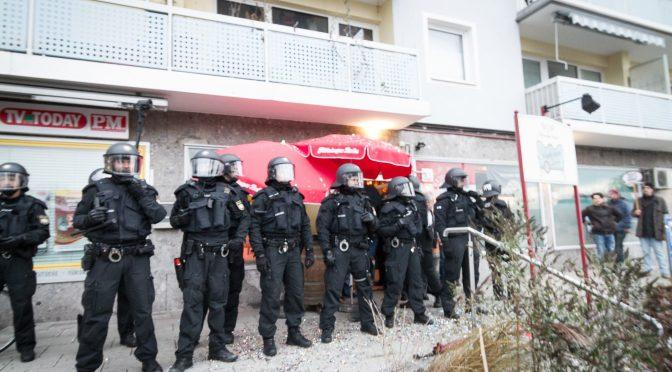 Video belegt: Gewalt ging von der Polizei aus